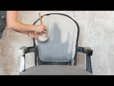 How To Paint Polyester Upholstery Fabric With Fusion Mineral Paint™