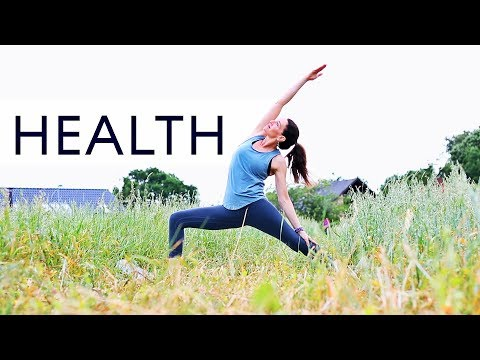 Total Body Yoga Workout (Denmark's 20 minute yoga class!)