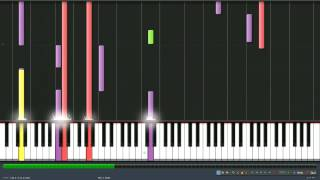 Mission Impossible Theme Synthesia