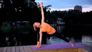 Вечерняя йога