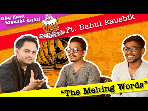 The Melting Words Interview | Rahul Kaushik | Facebook Page Author | Exclusive Interview |