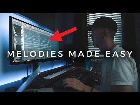 HOW TO MAKE PERFECT COUNTER MELODIES! | Making a Beat FL Studio