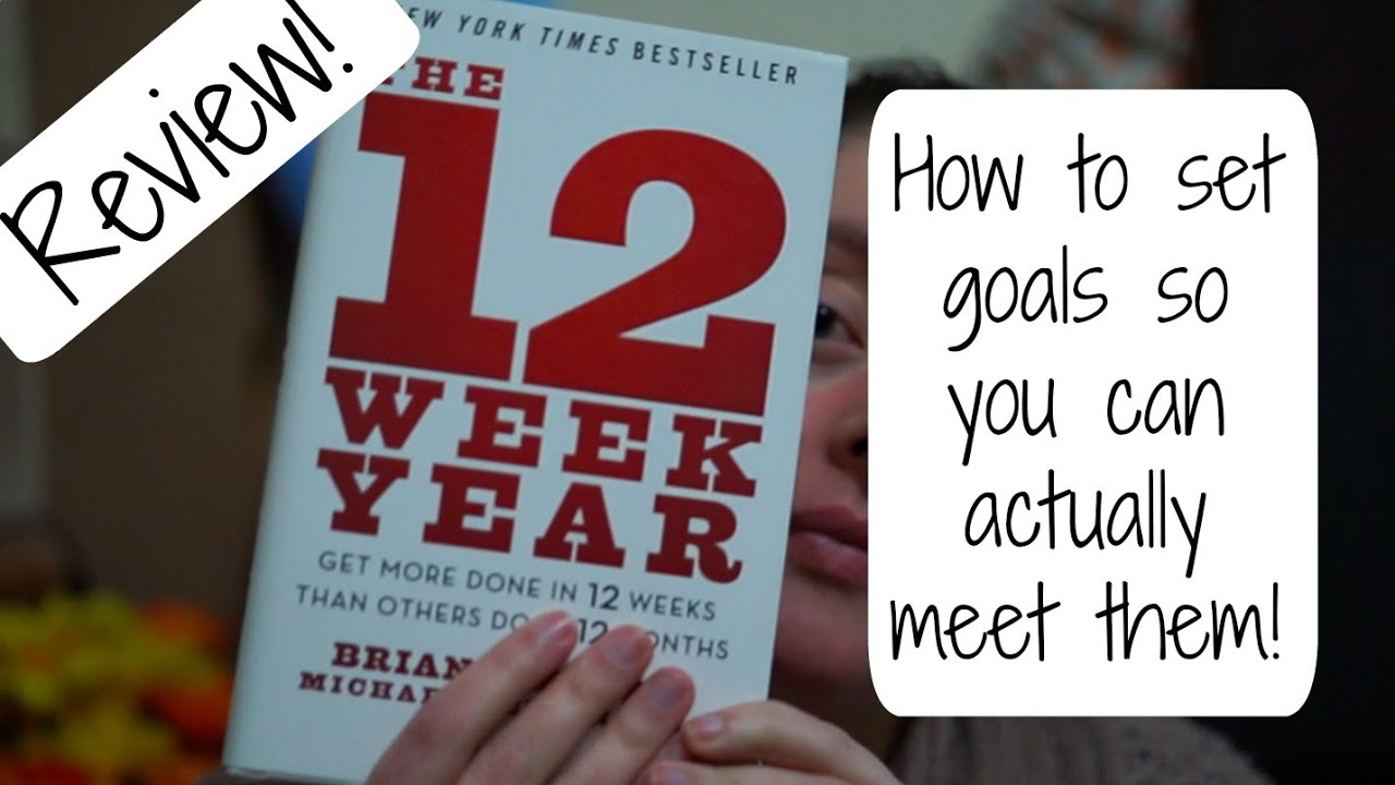 how to set goals and unscatter brain