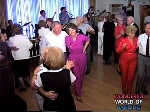 """TED ZALAC & THE SWINGING SLOVENS AT SLOVEN AMERICAN SOCIETY """"ACME CLUB"""" """"SPRING HILL MEDLEY"""""""