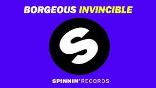 Gambar cover Borgeous - Invincible (Original Mix)