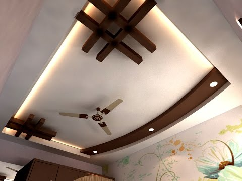 Gypsum Ceiling Design As Royal Decor2017 Youtube
