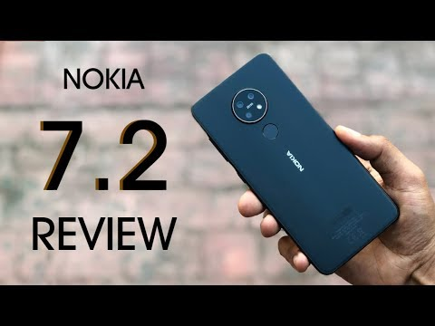Nokia 7.2 Unboxing and Review - Is It Worth Buying???