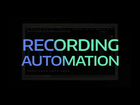 Recording Automation   Yeco Tutorial