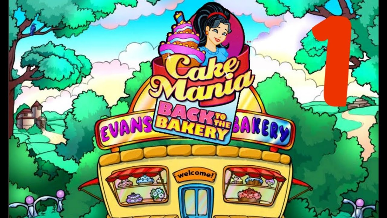 Cake Mania Back To The Bakery 15