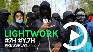 #7H SJ x #Y.7H Jongste x Morra - Lightwork Freestyle 🇳🇱 (Prod. Jaiibeats & Menvce) | Pressplay