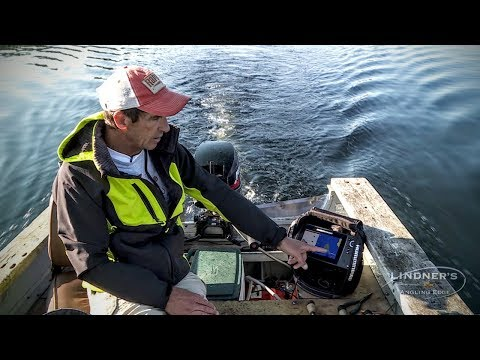 One Fish Finder For ALL YEAR (Ice & Summer)