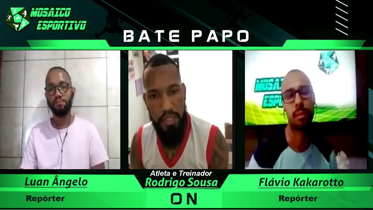 Entrevista com atual campeão baiano de kickboxer Rodrigo Sousa