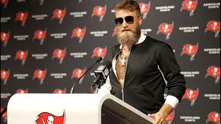 Fitzpatrick's Fabulous Presser 'Stay Humble & Not Let Wins Change Who We Are' 😂