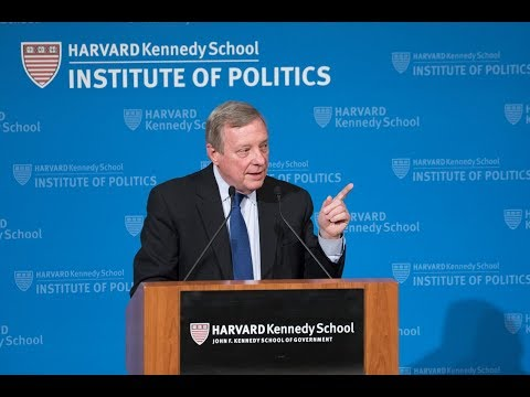 A Public Address by Senator Dick Durbin