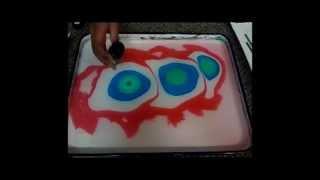 marabu easy marble...video by sivani