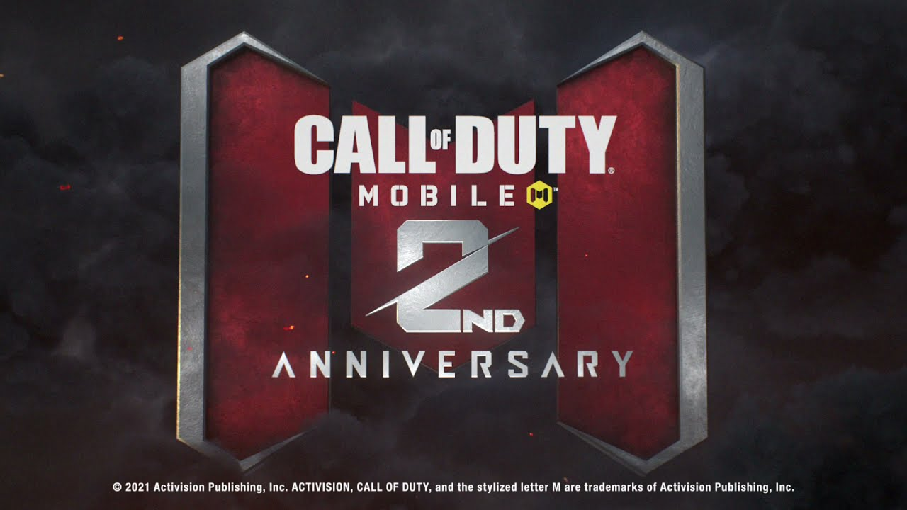 2nd Anniversary | Call of Duty: Mobile - Garena