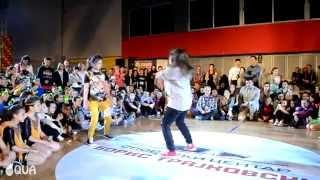 Download AQUA / Hip Hop Battle Junior - Marija Petrevska - International Macedonia Open 2014 Mp3
