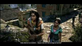 Far Cry 4 Story German Full HD 1080p Cutscenes / Movie PS4 (Re-Upload)