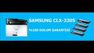 Samsung SCX-4623FN-Toner Dolum…