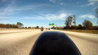 Baca Ride. 01/22/12 Orlando