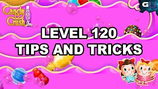 Candy Crush Soda Saga - Level 120