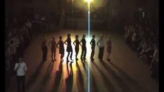 Mitternachtsball 2007 TU Dresden - Jazz & Modern Dance