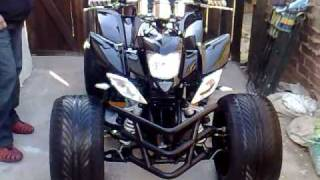Quad Bike 250cc - ROAD LEGAL