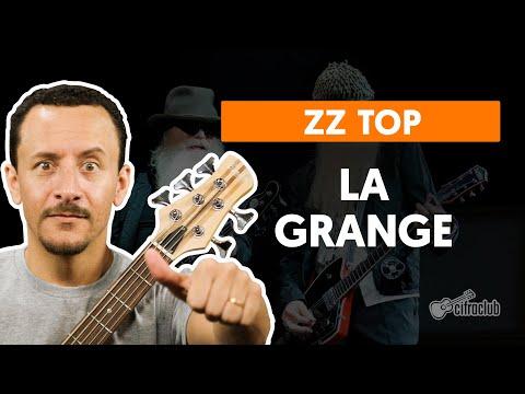 LA GRANGE - ZZ Top | Como tocar no baixo
