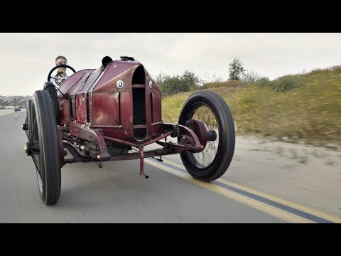REVealed: 1913 Isotta Fraschini Tipo IM