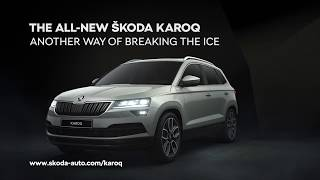Új KAROQ - Breaking the ice