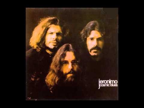 Jeronimo - Cosmic Blues (1970) Full Album