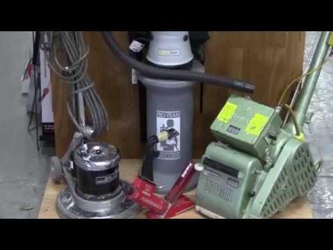 Hardwood Floor Equipment Rentals | City Floor Supply