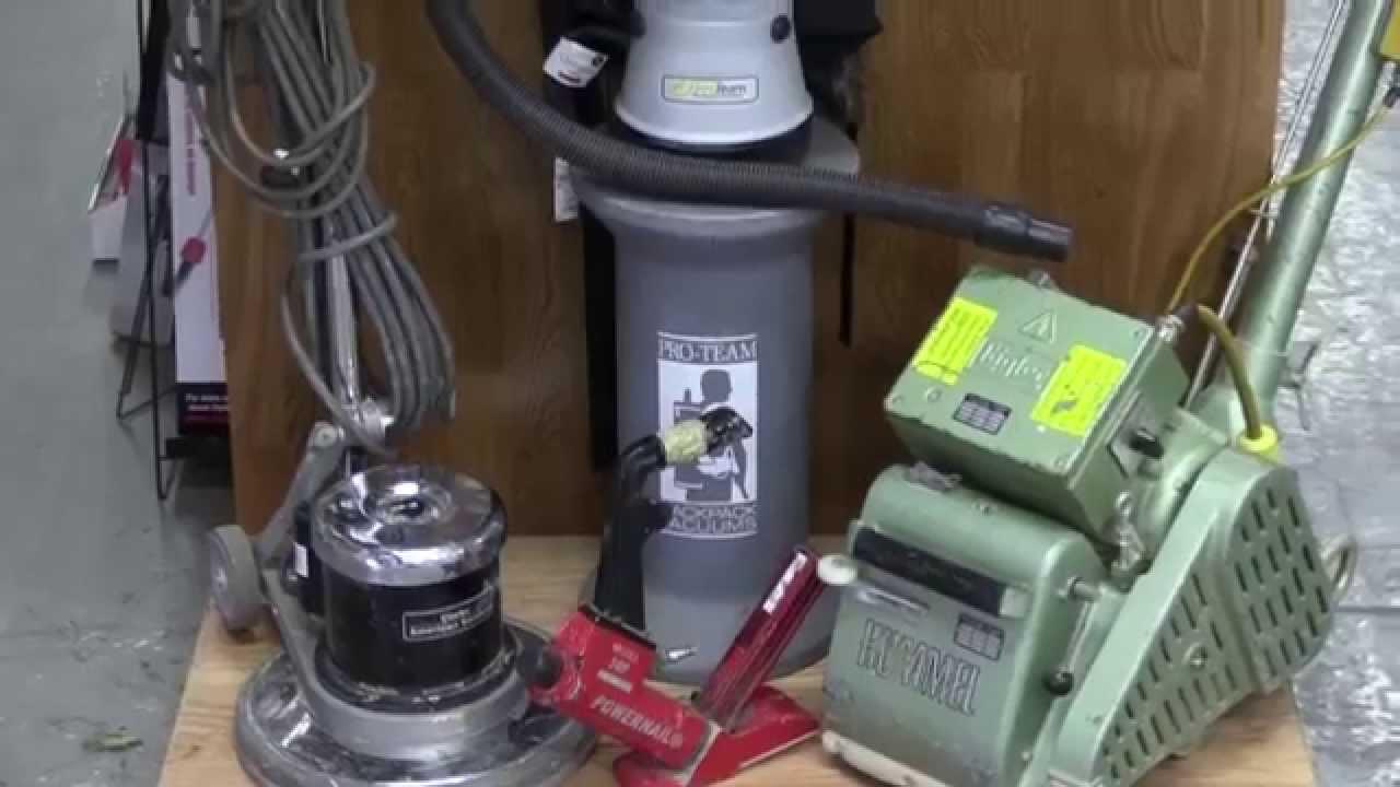 Hardwood Floor Equipment Rentals City Floor Supply YouTube - Hardwood floor rental equipment