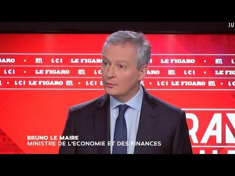 Le Grand Jury de Bruno Le Maire