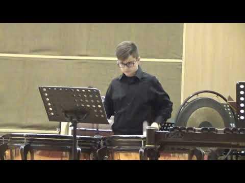 David Martinez Lopez Estudio timbales G whaley Conservatorio Profesional Municipal Mota del Cuervo