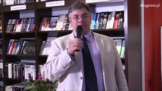 """Premiera książki """"Obrońcy dobra powierzonego"""" J. Katarzyny Dadak-Kozickiej"""