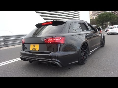 The BEST AUDI Engine SOUNDS Ever!!