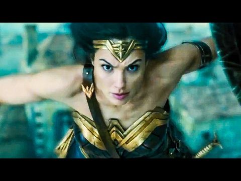 Thumbnail: WONDER WOMAN 'Together & Power' TV Spot Trailer (2017)