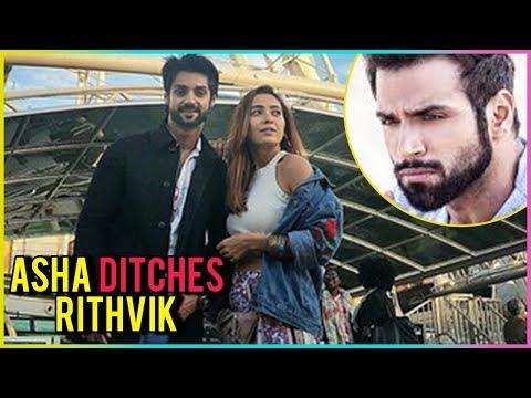 Asha Negi DITCHES Rithvik Dhanjani | VACAYS With Karan Wahi