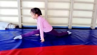 Новенькая/ Проверка данных/ Художественная гимнастика/ Дети