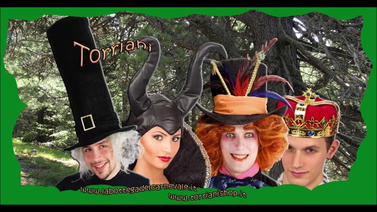 Negozio articoli di carnevale a Milano. Torriani - La Bottega Del Carnevale a02c3f6bdb10