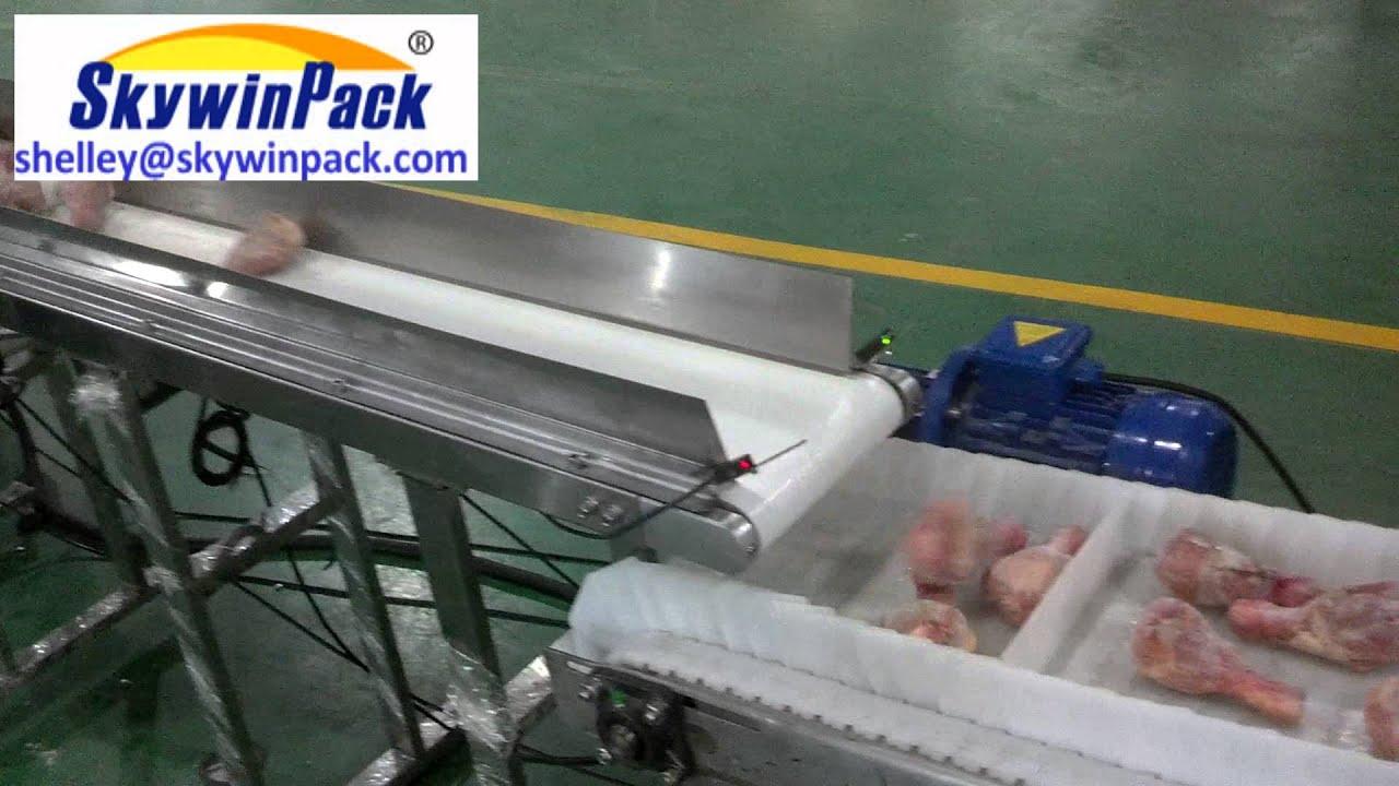 chicken packaging machine