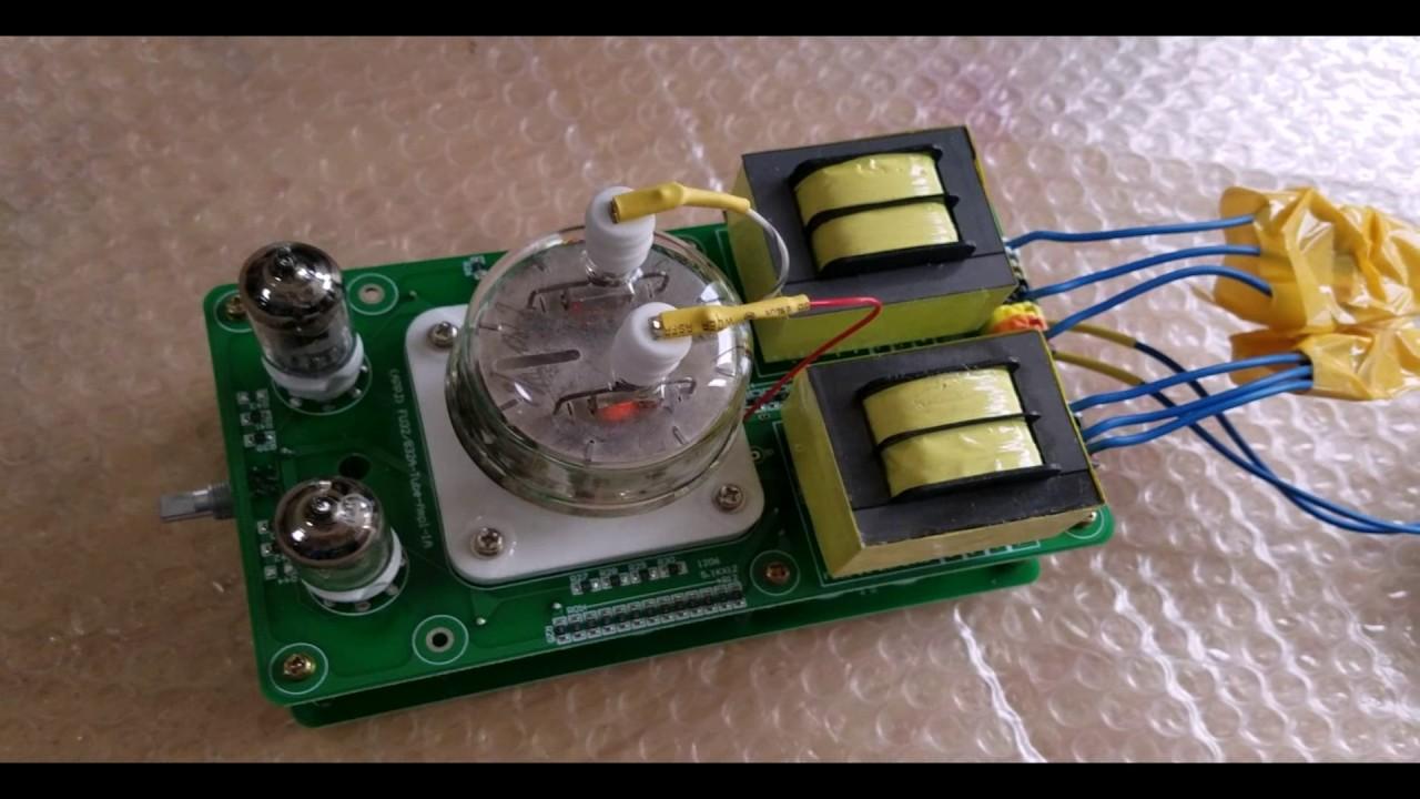 6j1 fu32 tube amplifier power output 3w 3w 832a youtube