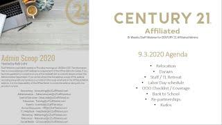 9.3.2020 Staff Webinar