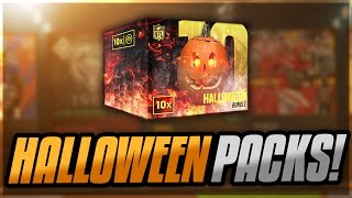 HAPPY HALLOWEEN! Halloween Packs Opening! Madden Mobile 17 Most Feared