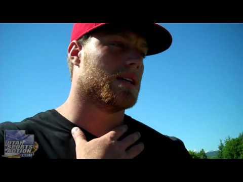 Paul Kruger (Baltimore Ravens) Interview 06-25-11.