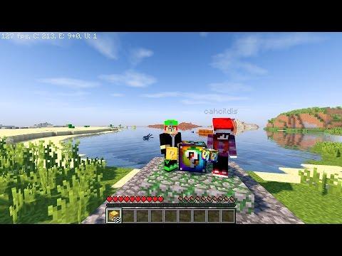 Hardcore na Seed 616 com a Cah Minecraft