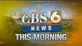 WTVR: CBS 6 News This Morning Open--12/17/14