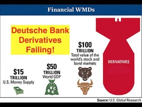 SILVER: Deutsche Bank's Failing Again! (Bix Weir)