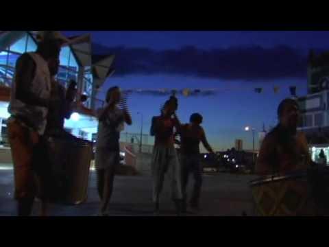 Mzume Brazilan African Samba